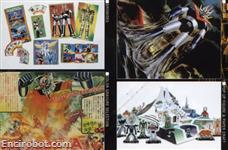 mazinger goods in book02