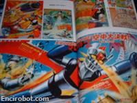 mazinger goods in book07