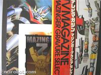 mazinger goods in book18
