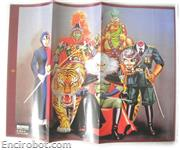 mazinger goods in book20
