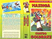 mazinga vs goldrake vhs cinehollywood cover04