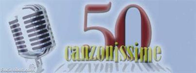 50canzonissime logo