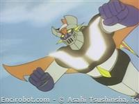 mazinger breast fire17
