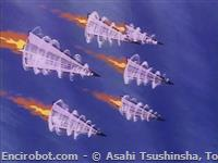 mazinger drill missiles07