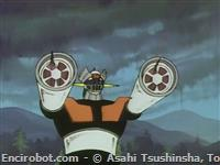 mazinger drill missiles08