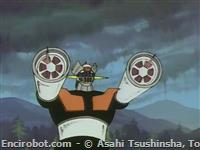 mazinger drill missiles10