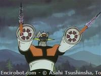 mazinger drill missiles11
