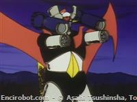 mazinger drill missiles22