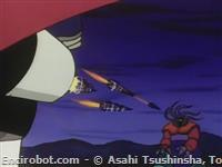 mazinger drill missiles25
