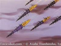 mazinger drill missiles26