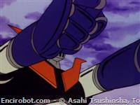 mazinger rocket punch10