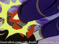 mazinger rocket punch11