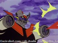 mazinger rocket punch12