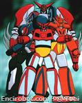 spac getter robot the team[dvd] ufo robot grendizer contro great mazinger41