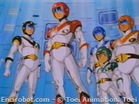 volt The Voltron Force In Uniform